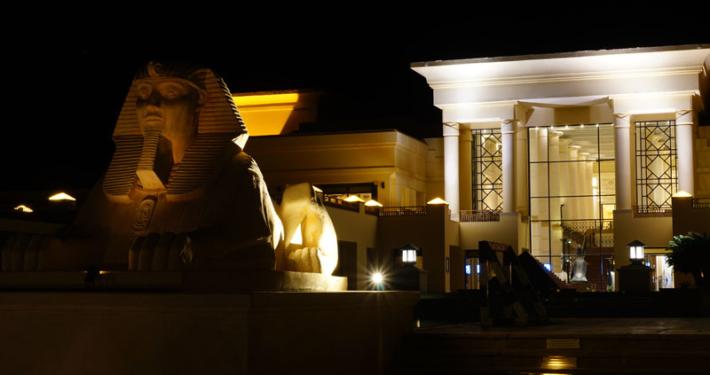 sheraton soma bay aegypten
