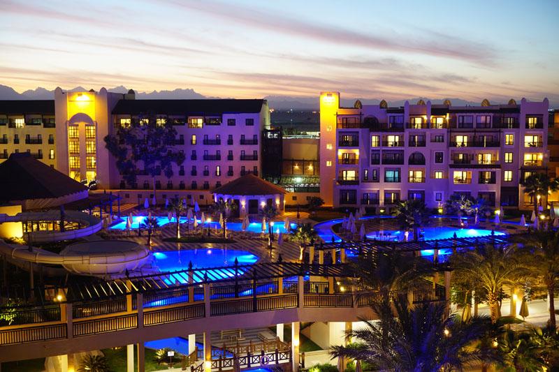 Steigenberger Aqua Magic Hurghada ägypten Reesortscom